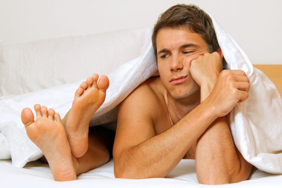 Половые гормоны и нарушения эрекции