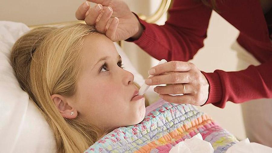 для красоты как помочь ребенку с воспаленным горлом термобелье