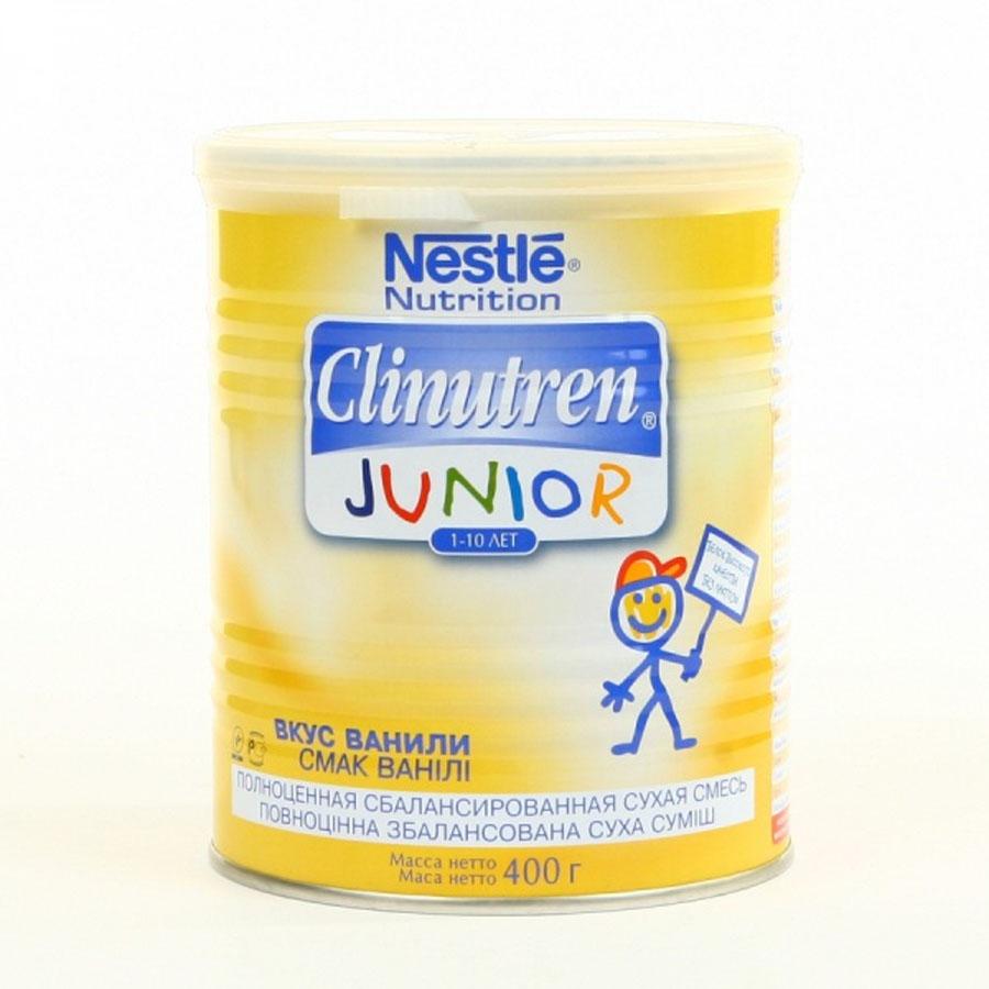 Питательная смесь для детей Клинутрен